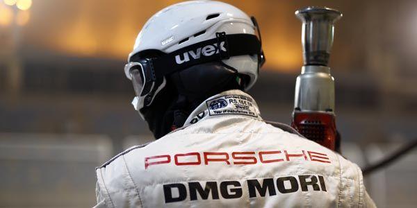 WEC : Porsche conclut son test à Aragon