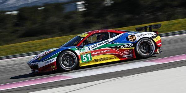 WEC : Porsche se place au Prologue