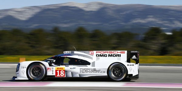 WEC : Porsche intouchable au Prologue