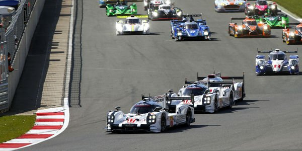 WEC : Le Porsche Team déjà au Top