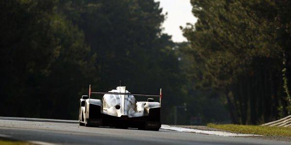 Le Mans : Hülkenberg dans le simulateur
