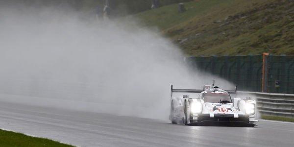WEC : Porsche confirme sous la pluie