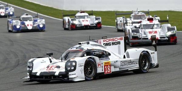 WEC : Porsche sur la bonne voie avant Le Mans