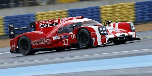 Le Mans : Porsche domine la Journée Test