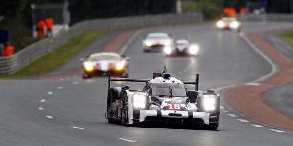 Le Mans : journée productive pour Porsche