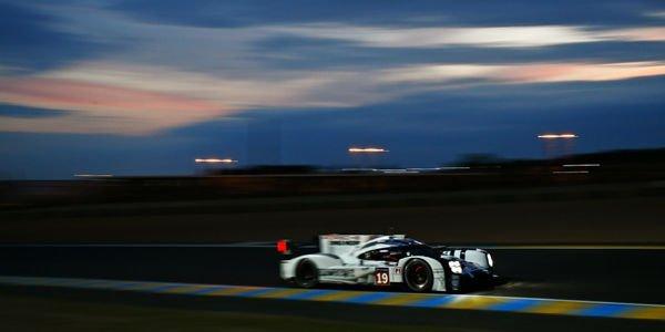 Le Mans : Porsche conserve la pole position