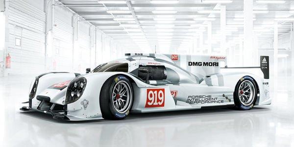Une réplique de Porsche 919 Hybrid vendue 106 100 $