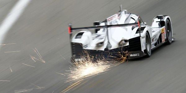 WEC : Porsche d'attaque pour le Nürburgring