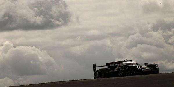 WEC : test positif pour Porsche au Nürburgring