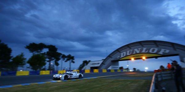 WEC : la Porsche 919 Hybrid en piste jusqu'en 2018