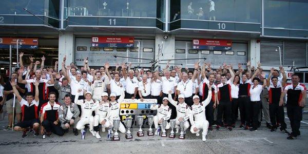 WEC : les réactions du Porsche Team
