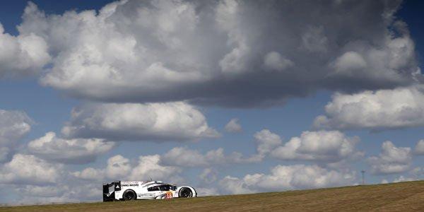 WEC : Porsche se place à Austin