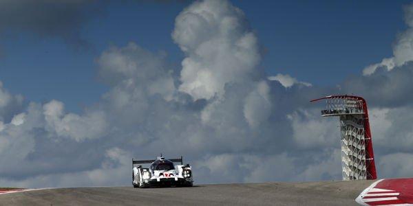 WEC : Porsche en pole à Austin