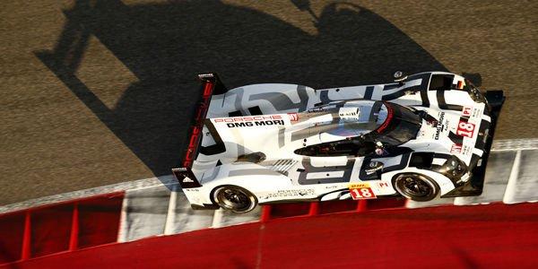 WEC : Porsche victorieux à Austin