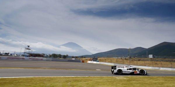 WEC : Porsche et Audi dans un mouchoir à Fuji