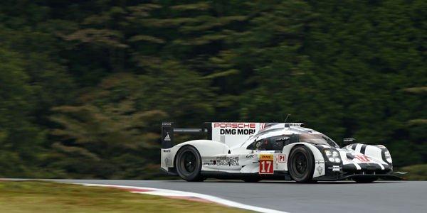WEC : carton plein pour Porsche à Fuji