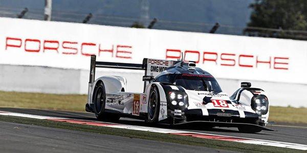 WEC : Montoya va tester la Porsche 919 Hybrid