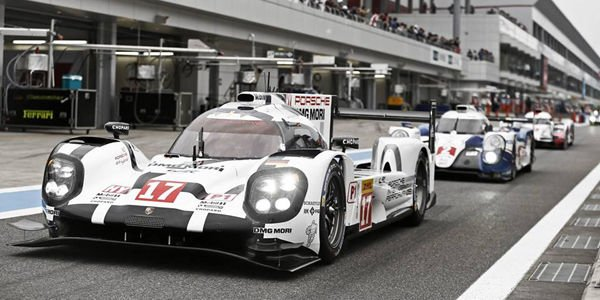 WEC : Magnussen et Turvey en essais avec Porsche