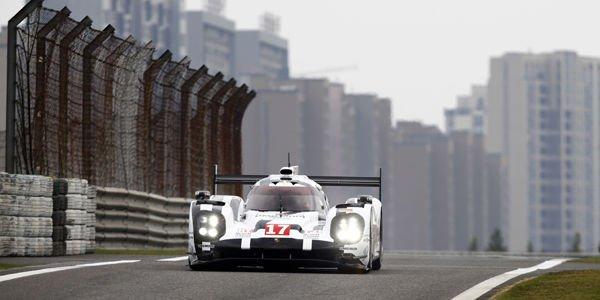 WEC : Porsche prend la main aux essais libres