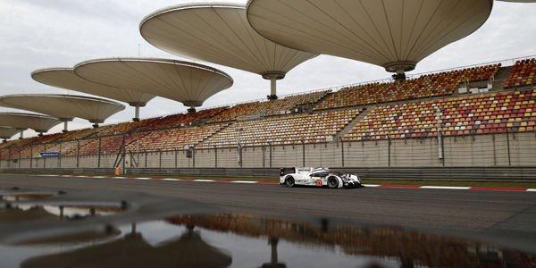 WEC : Porsche en pole à Shanghaï