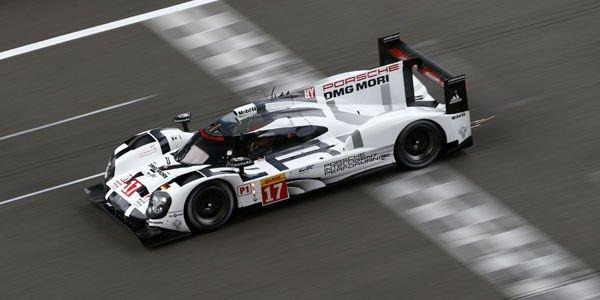 WEC : Porsche à la conquête du titre pilotes