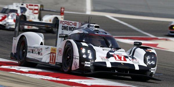 WEC : Porsche en pole à Bahreïn