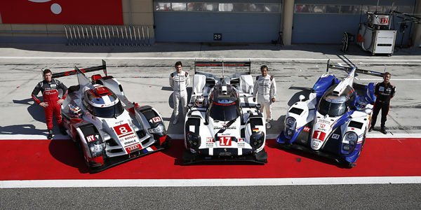 WEC : Montoya s'illustre au Rookie test