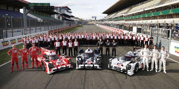 Le Mans : le doc officiel Porsche