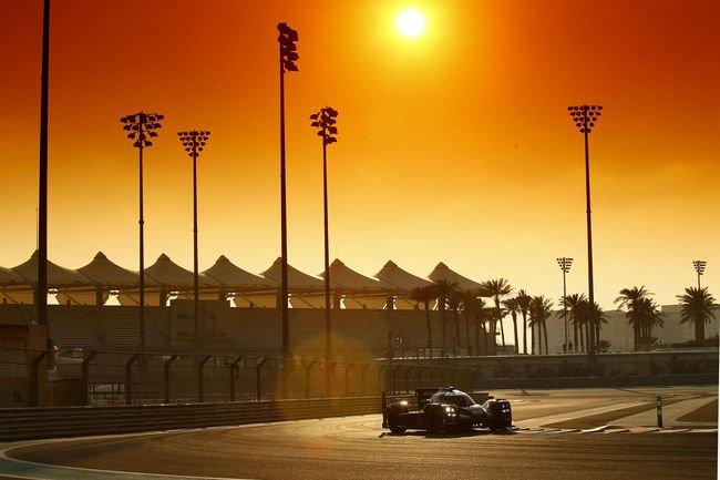 WEC : essais terminés pour Porsche à Abu Dhabi