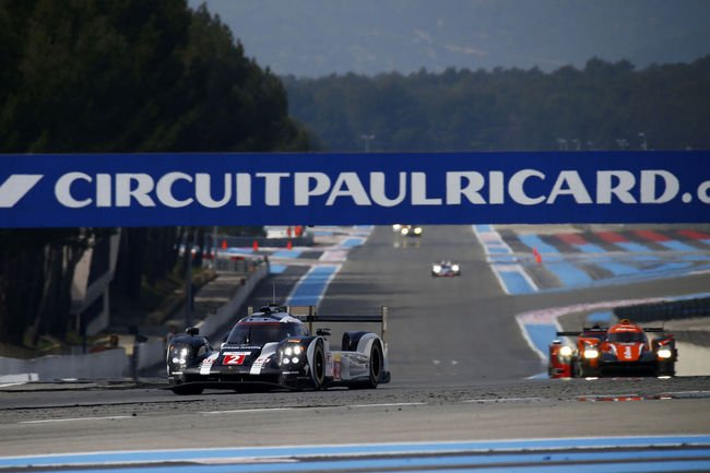 WEC : Porsche domine le Prologue