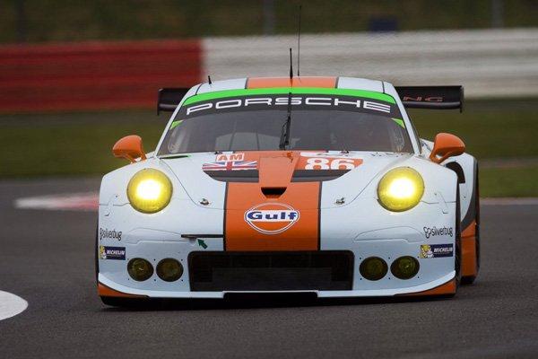 WEC : Porsche prend les devants à Silverstone