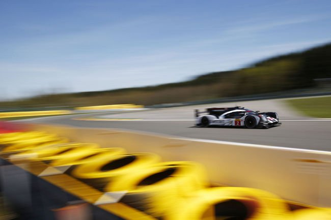 WEC : Porsche déjà devant à Spa