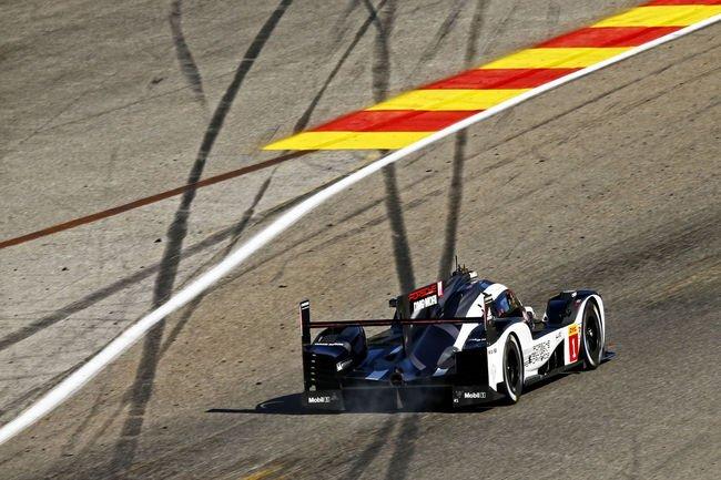 WEC : deux Porsche en première ligne à Spa