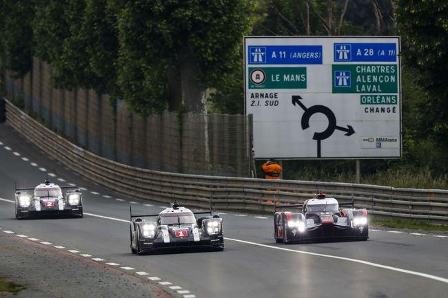Le Mans : Porsche se met en confiance