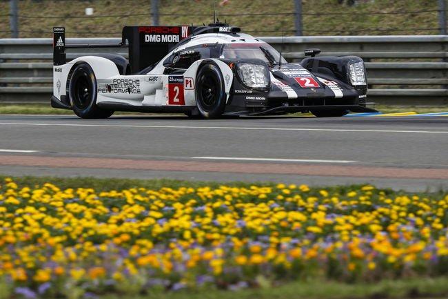 Le Mans : Porsche prend les devants