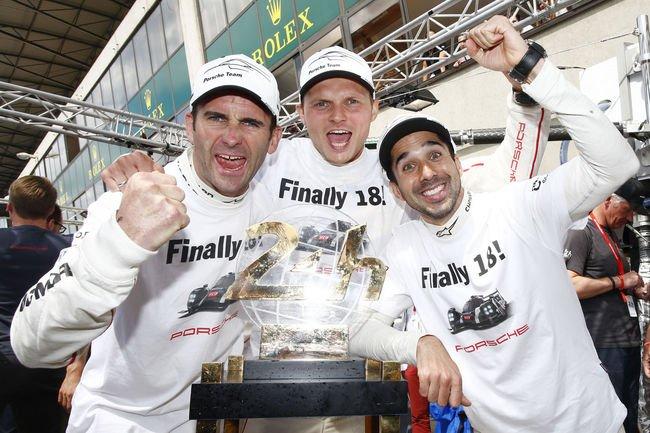 Le Mans : Porsche s'impose in extremis