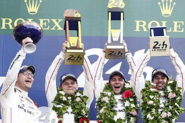Le Mans : les réactions des vainqueurs