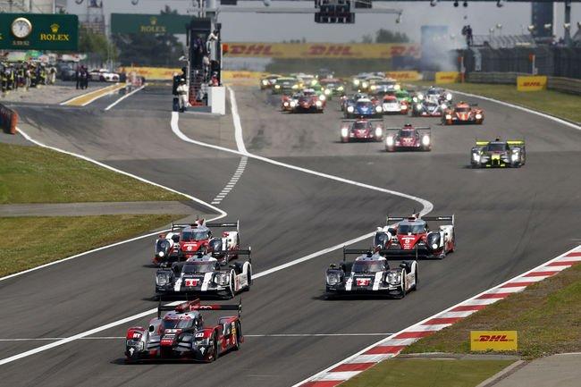 WEC : un neuf sur dix pour Porsche