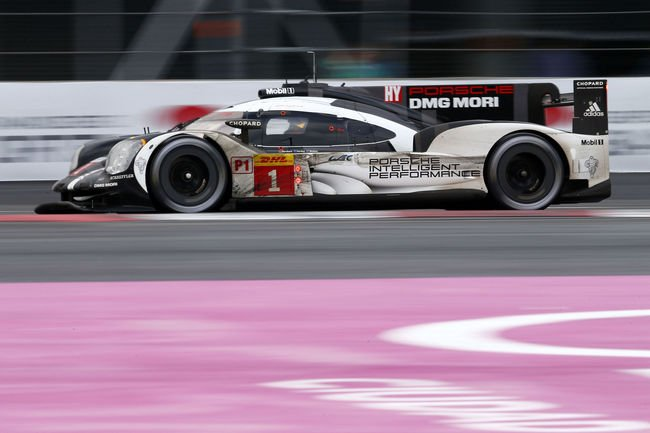 WEC : Porsche s'impose à Mexico