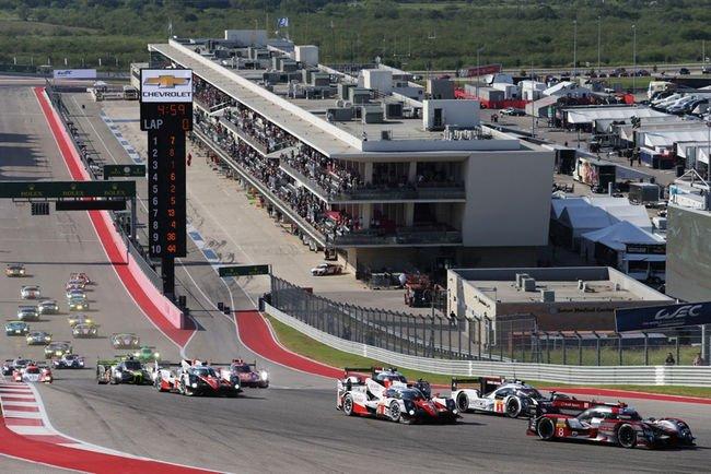 WEC : Porsche triomphe à Austin