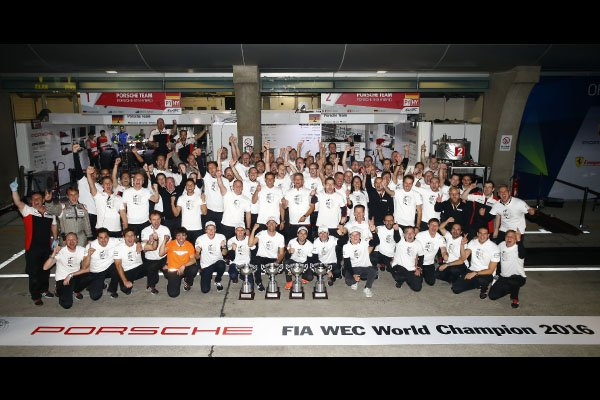 WEC : Porsche et Signatech-Alpine titrés