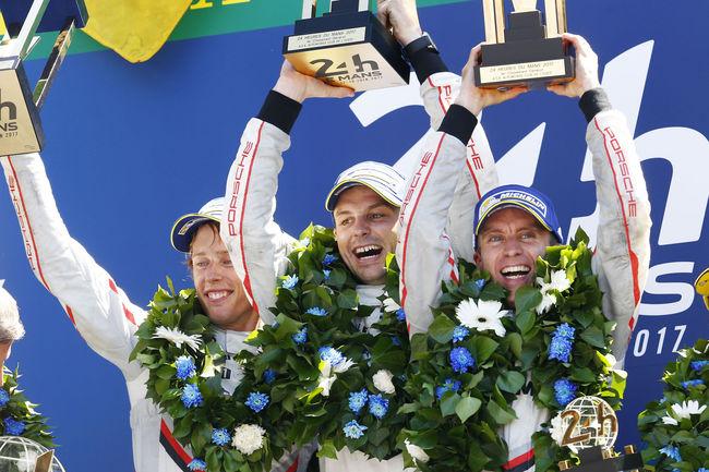 Le Mans : 19ème victoire pour Porsche