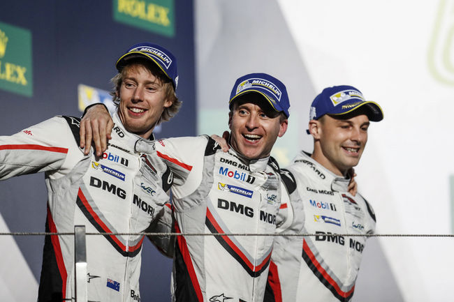WEC : Porsche enchaîne les titres