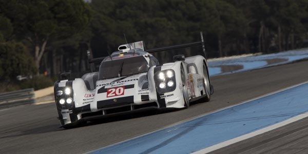 WEC : Porsche prêt à en découdre