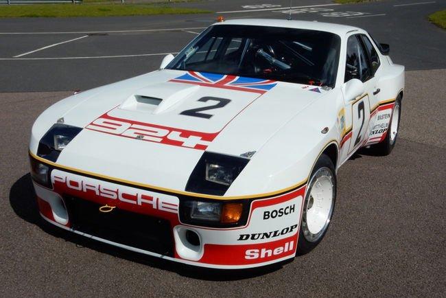 Restauration terminée pour la Porsche 924 GTP LM de 1980
