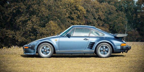 Deux Porsche 930 Turbo SE Flatnose aux enchères