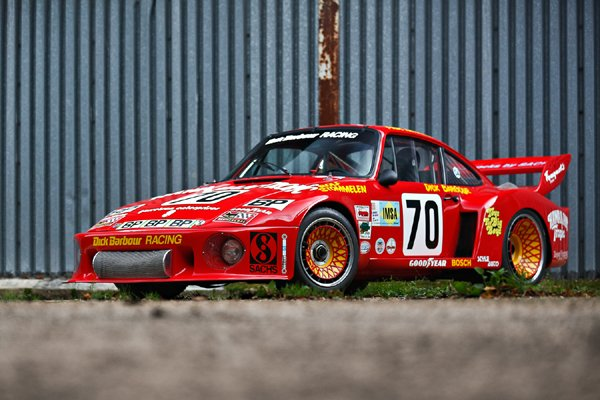 Pebble Beach : la Porsche 935 Dick Barbour en vidéo