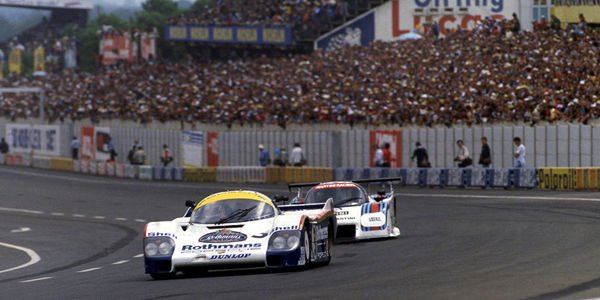 la porsche 956 victorieuse des 24h du mans 1983 aux ench res actualit automobile motorlegend. Black Bedroom Furniture Sets. Home Design Ideas