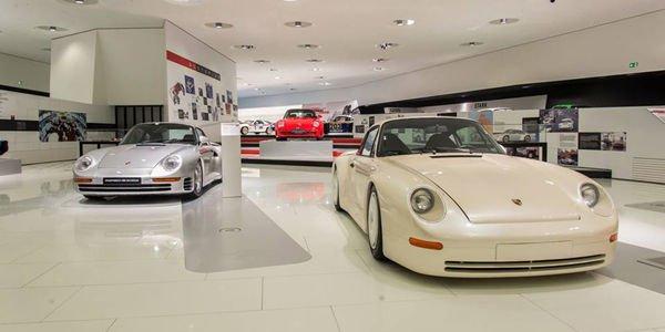 La 959 fête ses 30 ans au Porsche Museum