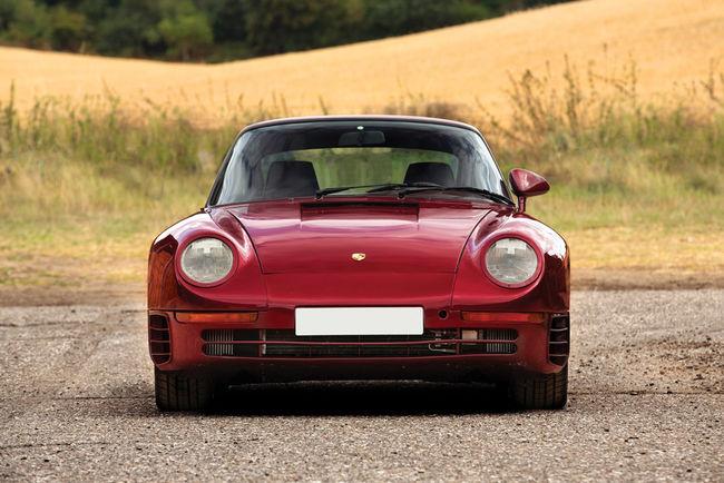 RM Sotheby's : Porsche 959 prototype 1985
